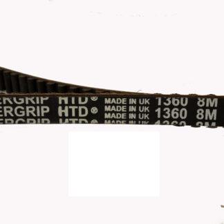 Kevlar STRIDA Antriebsriemen für STRIDA MAS mit 2 Gängen - 121-MAS - Antriebsriem - kevlar - MAS - Riemenantrieb - strida - Zwei Gang