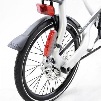 Eclairage arrière LED STRIDA - Eclairages - la visibilité - Lampe à LED - Lampes de vélo - LED - Sécurité - strida