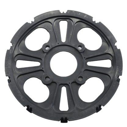 Black STRIDA Chainwheel for STRIDA EVO 3S - 127-01 - black - Chainwheel - evo 3s - strida