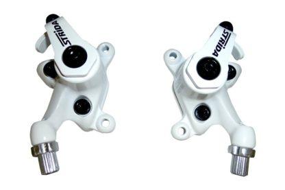 Étriers STRIDA - blanche - 240 340-04-white - Freins - Pince de frein