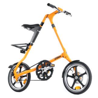 STRIDA LT Matte Orange - 1 versnelling - 16 inch - design fiets - design vouwfiets - driehoekig - driehoekige - driehoekige vouwfiets - fiets - kopen - lichtgewicht - lt - nieuw - opvouwbare fiets - Plooibare fiets - Plooifiets - plooifiets kopen - plooifietsen kopen - strida - strida design vouwfiets - te koop - unieke vouwfiets - vouwfiets - vouwfiets kopen - vouwfietsen - vouwfietsen kopen - vouwfietsenwinkel - winkel