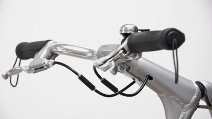 Kit: 2 guidons courbé + 2 gaines + 2 câbles de frein - guidon de bicyclette - ST-BDS-001 - strida