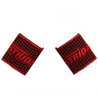STRIDA Frame Protectors red (set) - Frame protectors - ST-FP-003 - strida