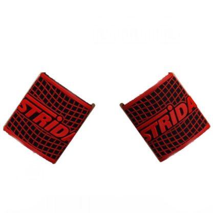 STRIDA Protection cadre rouge (ensemble) - Goupille de cadre - ST-FP-003 - strida