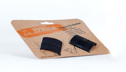 Rahmenschutz, schwarz (Satz) - Rahmenschutz - ST-FP-006 - strida