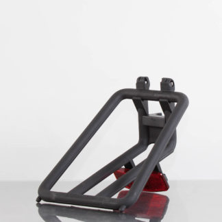 Black plastic STRIDA rear rack - rear rack - ST-RK-000 - strida