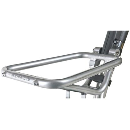 Zilver aluminium bagagedrager - bagagedrager - ST-RK-003 - strida