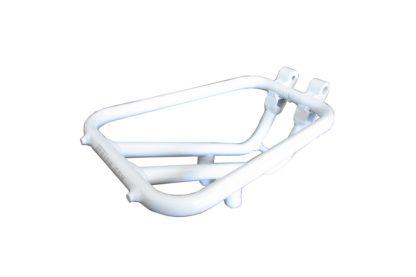 Porte-bagage en aluminium blanc - Porte bagages - ST-RK-004 - strida
