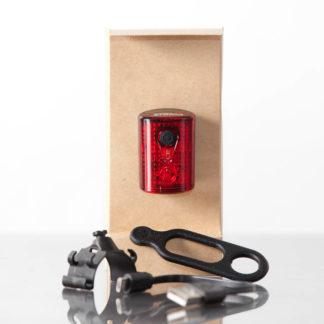 STRIDA LED USB oplaadbaar achterlicht - fietslampjes - LED - led lamp - oplaadbaar - strida - usb - veiligheid - verlichting - zichtbaarheid