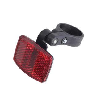 STRIDA reflector rood - 000-bck-rflctr - reflectie - veiligheid - zichtbaarheid