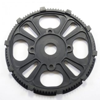 STRIDA Chainwheel 5 / LT / SX / S30X, black - 127-bk - black - Chainwheel - strida