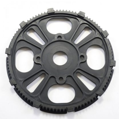 STRIDA Chainwheel 5 / LT / SX / S30X, black - 127-bk - black - Chainwheel - strida