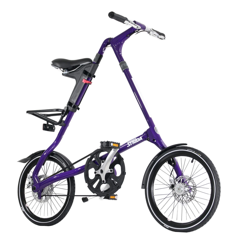 STRIDA SX Deep Purple - 18 pouces - à vendre - acheter - Acheter des vélos pliables - Acheter des vélos pliants - Acheter un vélo pliable - Acheter un vélo pliant - forme triangulaire - Léger - Magasin - Magasin de vélo pliant - nouveau - strida - sx - triangulaire - vélo - vélo compact - Vélo design - vélo pliable - vélo pliant - Vélo pliant design - vélo pliant design strida - Vélo pliant triangulaire - vélo pliant unique - Vélos pliable - Vélos pliants - Vitesse unique