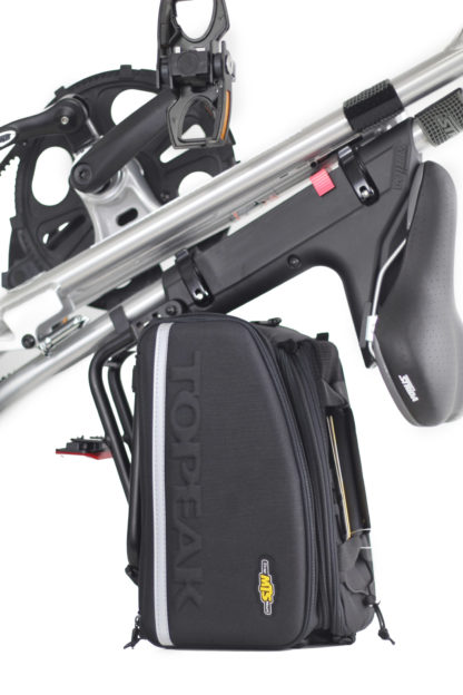 Topeak MTS TrunkBag DXP – Velcro - bag - topeak