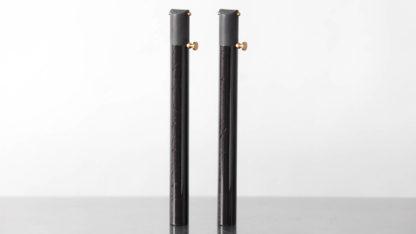 2 tube guidon couleur noir - carbone - Carbon - Guidons - ST-CHB-001 - strida