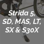 for STRIDA 5, SD, MAS, LT, SX & S30X