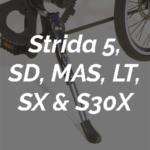 pour STRIDA 5, SD, MAS, LT, SX & S30X