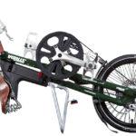 STRIDA SX Racing Green - 1 versnelling - 18 inch - design fiets - design vouwfiets - driehoekig - driehoekige - driehoekige vouwfiets - fiets - kopen - lichtgewicht - nieuw - opvouwbare fiets - Plooibare fiets - Plooifiets - plooifiets kopen - plooifietsen kopen - strida - strida design vouwfiets - sx - te koop - unieke vouwfiets - vouwfiets - vouwfiets kopen - vouwfietsen - vouwfietsen kopen - vouwfietsenwinkel - winkel