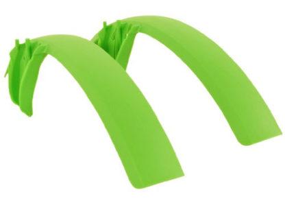 Satz Schutzbleche, apfelgrün 16 Zoll - 16 Zoll - 508-16-applegreen - Schutzbleche - strida