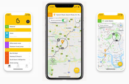 Beeline Bike Navigation - maps - navigation
