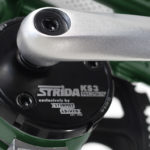 STRIDA EVO 3S Racing Green - 18 pouces - à vendre - acheter - Acheter des vélos pliables - Acheter des vélos pliants - Acheter un vélo pliable - Acheter un vélo pliant - evo 3s - forme triangulaire - Léger - Magasin - Magasin de vélo pliant - nouveau - strida - Sturmey archer - triangulaire - Trois vitesses - vélo - vélo compact - Vélo design - vélo pliable - vélo pliant - Vélo pliant design - vélo pliant design strida - Vélo pliant triangulaire - vélo pliant unique - Vélos pliable - Vélos pliants