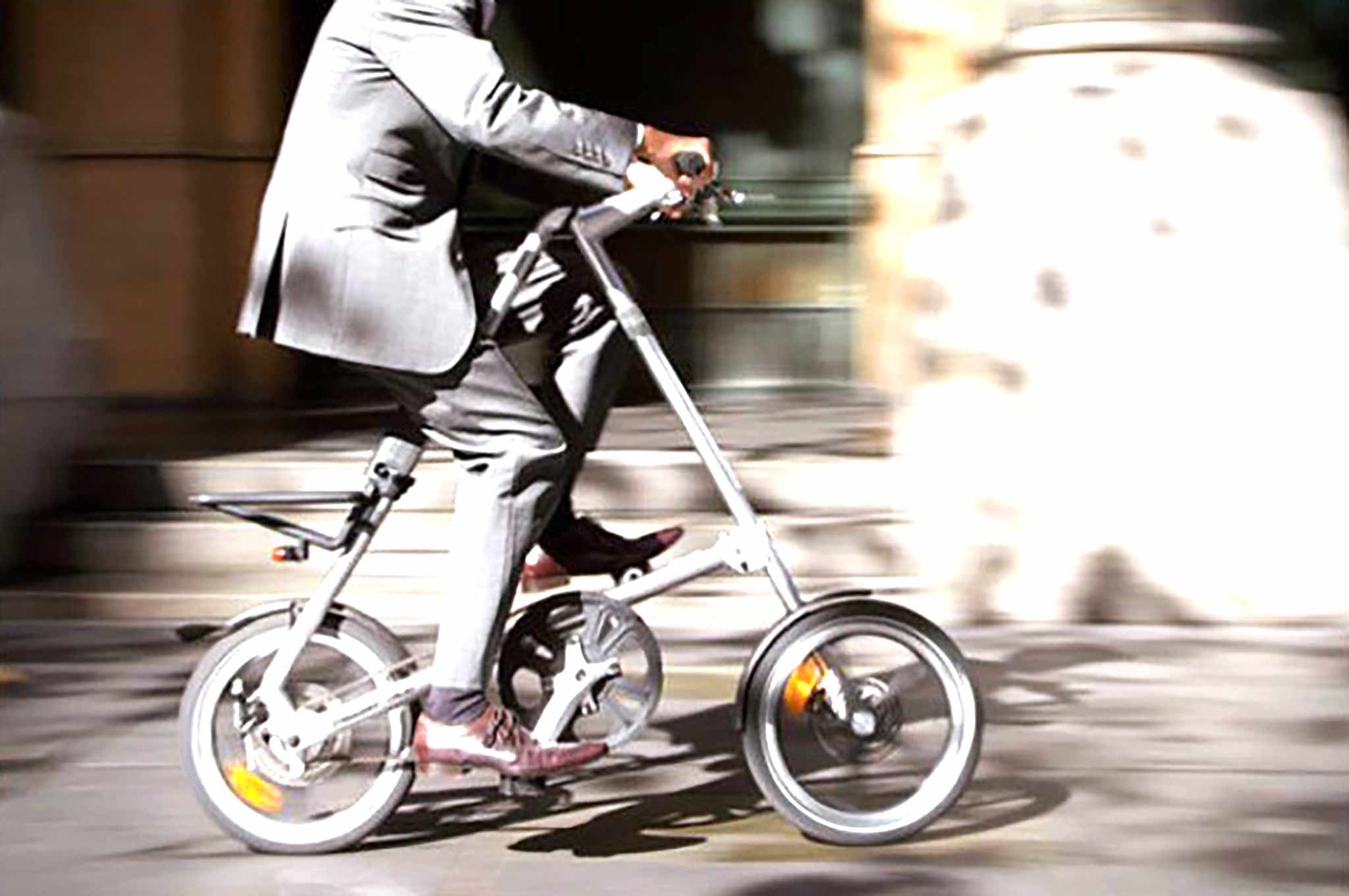 A Strida via your work!