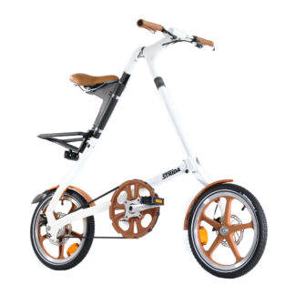 STRIDA LT White Desert - 16 inch - bike - Buy foldable bikes - Buy folding bicycle - Buy folding bike - Buy folding bikes - buying - collapsible bike - Design bike - Design folding bike - foldable bike - Folding bicycle - Folding bike - Folding bike shop - Folding bikes - for sale - Lightweight - lt - new - shop - Single speed - strida - Strida design folding bike - Triangular - Triangular folding bike - Triangular shaped - unique folding bike