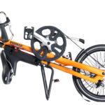 STRIDA SX Matte Orange - 18 inch - bike - Buy foldable bikes - Buy folding bicycle - Buy folding bike - Buy folding bikes - buying - collapsible bike - Design bike - Design folding bike - foldable bike - Folding bicycle - Folding bike - Folding bike shop - Folding bikes - for sale - Lightweight - new - shop - Single speed - strida - Strida design folding bike - sx - Triangular - Triangular folding bike - Triangular shaped - unique folding bike