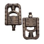 Lichtgewicht zwarte aluminium STRIDA vouwpedalen - F265-BB - pedalen - trappers - vouwpedalen