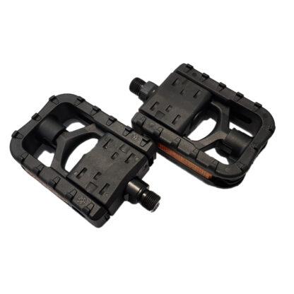 Pédales pliantes légères en aluminium noir - des pédales - F265-BB - Pédales - Pédales de vélo